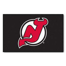 "NHL - New Jersey Devils Rug, Carpet, Mats 59.5""x94.5"""