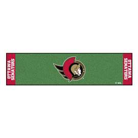 "NHL - Ottawa Senators Golf 18""x72"""