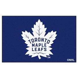 "NHL - Toronto Maple Leafs Rug, Carpet, Mats 59.5""x94.5"""