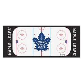 "NHL - Toronto Maple Leafs Mat, Rug , Carpet 30""x72"""