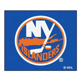 "NHL - New York Islanders Rug, Carpet, Mats 59.5""x71"""