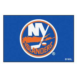 "NHL - New York Islanders Rug, Carpet, Mats 59.5""x94.5"""