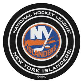 "NHL - New York Islanders Mat, Carpet, Rug 27"" diameter"