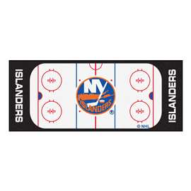 "NHL - New York Islanders Mat, Rug , Carpet 30""x72"""