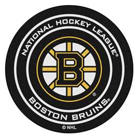 "NHL - Boston Bruins Mat, Carpet, Rug 27"" diameter"