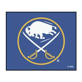 "NHL - Buffalo Sabres Rug, Carpet, Mats 59.5""x71"""