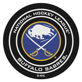 "NHL - Buffalo Sabres Mat, Carpet, Rug 27"" diameter"