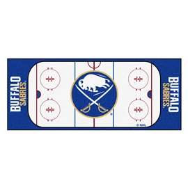 "NHL - Buffalo Sabres Mat, Rug , Carpet 30""x72"""