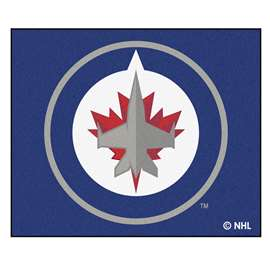 "NHL - Winnipeg Jets Rug, Carpet, Mats 59.5""x71"""