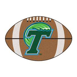 Tulane University  Football Mat Mat Rug Carpet