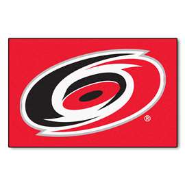 "NHL - Carolina Hurricanes Mat, Rug , Carpet 19""x30"""