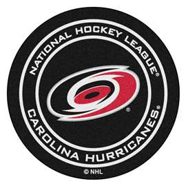 "NHL - Carolina Hurricanes Mat, Carpet, Rug 27"" diameter"