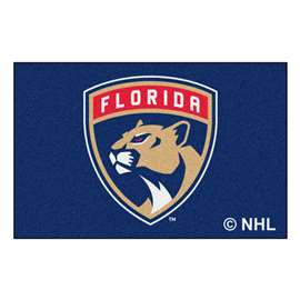 "NHL - Florida Panthers Mat, Rug , Carpet 19""x30"""