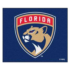 "NHL - Florida Panthers Rug, Carpet, Mats 59.5""x71"""