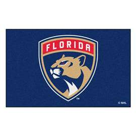 "NHL - Florida Panthers Rug, Carpet, Mats 59.5""x94.5"""