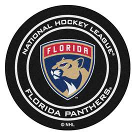"NHL - Florida Panthers Mat, Carpet, Rug 27"" diameter"