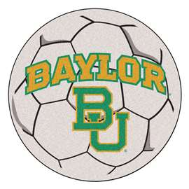 Baylor University  Soccer Ball Mat, Rug , Carpet