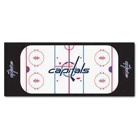 "NHL - Washington Capitals Mat, Rug , Carpet 30""x72"""