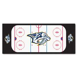 "NHL - Nashville Predators Mat, Rug , Carpet 30""x72"""