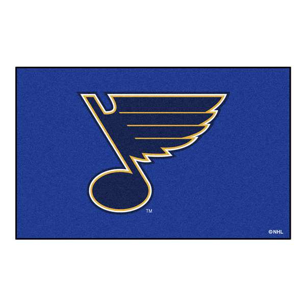 NHL - St. Louis Blues Ulti-Mat Rectangular Mats