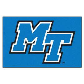 Middle Tennessee State University   Starter Mat Mat, Rug , Carpet