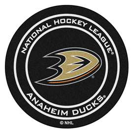 "NHL - Anaheim Ducks Mat, Carpet, Rug 27"" diameter"