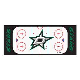 "NHL - Dallas Stars Mat, Rug , Carpet 30""x72"""