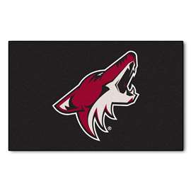 "NHL - Arizona Coyotes Rug, Carpet, Mats 59.5""x94.5"""