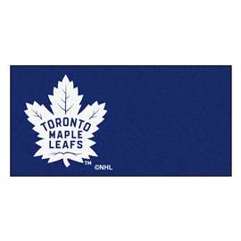 "NHL - Toronto Maple Leafs Rug, Carpet, Mats 18""x18"" tiles"