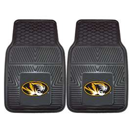 University of Missouri  2-pc Vinyl Car Mat Set