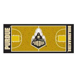 Purdue University  NCAA Basketball Runner Mat, Carpet, Rug