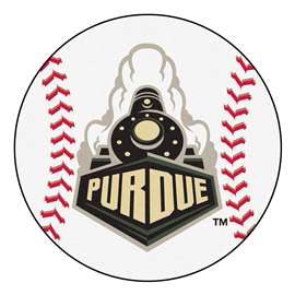 Purdue University  Baseball Mat Rug Carpet Mats