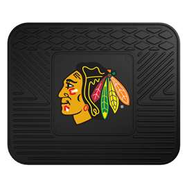 "NHL - Chicago Blackhawks Rug, Carpet, Mats 14""x17"""
