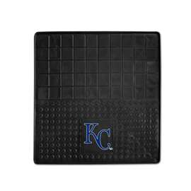 "MLB - Kansas City Royals Vinyl Cargo Mat 31""x31""  Heavy Duty Vinyl Cargo Mat"