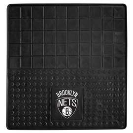 NBA - Brooklyn Nets  Heavy Duty Vinyl Cargo Mat Car, Truck