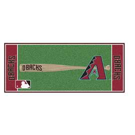 "MLB - Arizona Diamondbacks Baseball Runner 30""x72""  Baseball Runner"