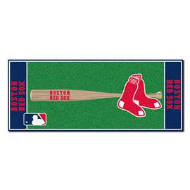 "MLB - Boston Red Sox Baseball Runner 30""x72""  Baseball Runner"