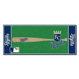 "MLB - Kansas City Royals Baseball Runner 30""x72""  Baseball Runner"