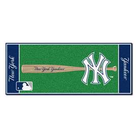 "MLB - New York Yankees Baseball Runner 30""x72""  Baseball Runner"