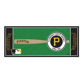 "MLB - Pittsburgh Pirates Baseball Runner 30""x72""  Baseball Runner"