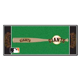 "MLB - San Francisco Giants Baseball Runner 30""x72""  Baseball Runner"