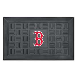 "MLB - Boston Red Sox Door Mat 19.5""x31.25""  Medallion Door Mat"