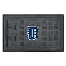 "MLB - Detroit Tigers Door Mat 19.5""x31.25""  Medallion Door Mat"