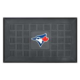 "MLB - Toronto Blue Jays Door Mat 19.5""x31.25""  Medallion Door Mat"