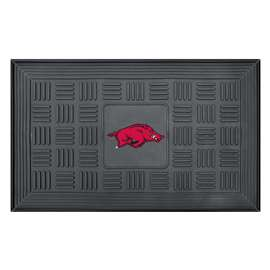 University of Arkansas  Medallion Door Mat