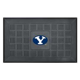 Brigham Young University  Medallion Door Mat