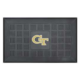 Georgia Tech  Medallion Door Mat
