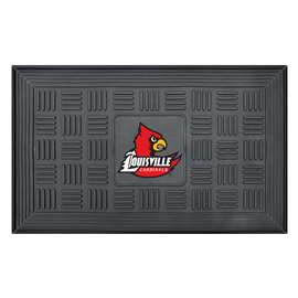 University of Louisville  Medallion Door Mat