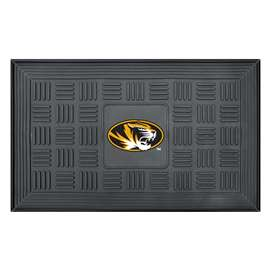 University of Missouri  Medallion Door Mat