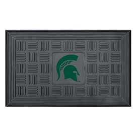 Michigan State University  Medallion Door Mat